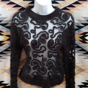 H&M ANGORA blend pullover